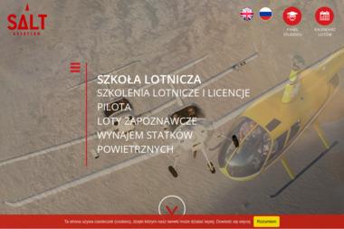 Salt Aviation Sp. z o.o. - Szkolenia dla Pracowników Nowy Dwór Mazowiecki