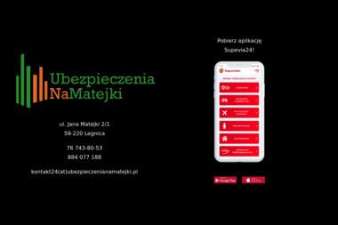 Ubezpieczenia Na Matejki - Polisy AC Legnica
