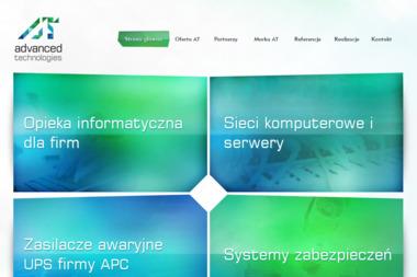 Adam Samek, Tomasz Szeliga, Jakub Klimontowski AT Spółka Cywilna - Programista Tarnobrzeg