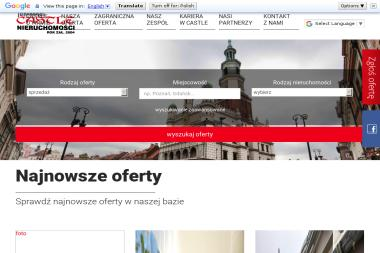 Biuro Nieruchomości CASTLE - Kawalerki Poznań