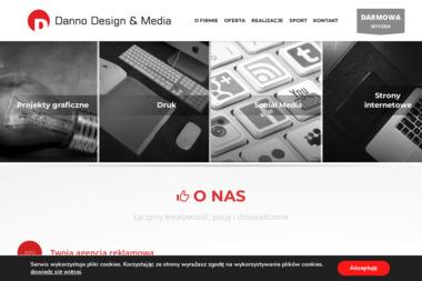 Danno Design & Media Daniel Nowak - Usługi Poligraficzne Leszno