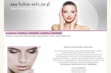 Fashion Nails Studio Urody - Stylista Warszawa