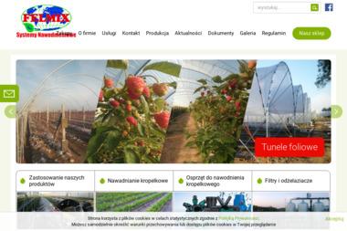 Felmix - Tartak Czerwińsk nad wisłą
