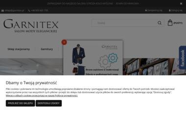 AS-GARNITEX Producent Garniturów - Szycie Odzieży Roboczej na Zamówienie Pcim