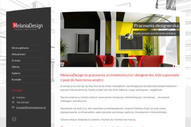 Melaniadesign - Zabudowa Balkonu w Bloku Gniezno