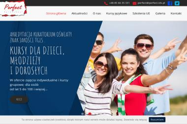 Szkoła Języków Obcych EuroSchool-Perfect - Język hiszpański Białystok
