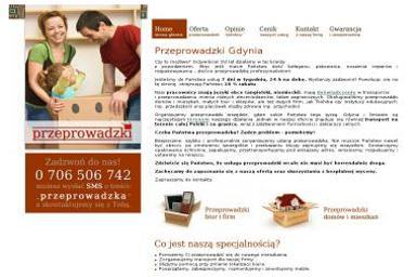 HM Trans - przeprowadzki i transport - Firma do Przeprowadzki Międzynarodowej Gdańsk