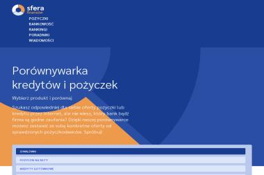 Sfera Finansów S.A - Rachunki bankowe Warszawa
