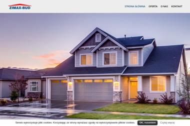 PPHU ZIMAX-BUD ZBIGNIEW JASIŃSKI - Chemia budowlana 05-552 Wólka Kosowska