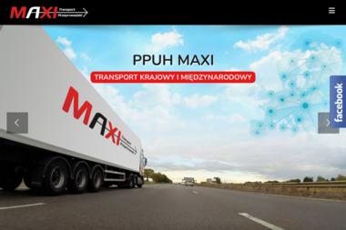 MAXI TRANSPORT PRZEPROWADZKI AUTOHOLOWANIE - Transport Ciężarowy RZESZÓW
