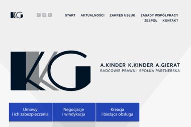 Kancelaria Kinder i Partnerzy - Prawo cywilne Toruń