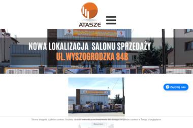 ATASZE Płock - Ogrodzenia panelowe Płock