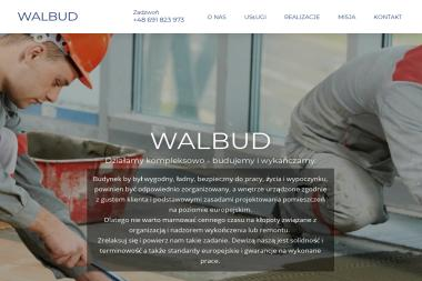 WALBUD Waldemar Lisiewski - Remonty biur Łuków