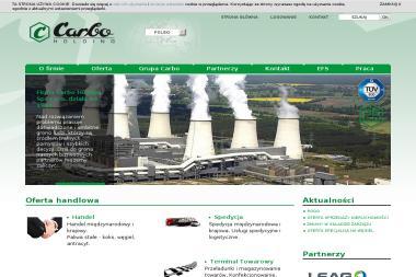 Carbo Holding Sp. z o.o. - Skład węgla Zielona Góra