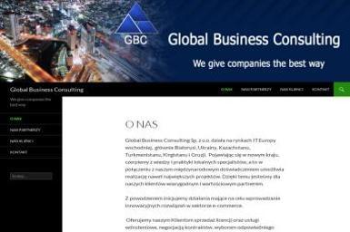 Global Business Consulting - Skład opału Trzcianka