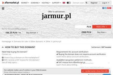 Firma Budowlano-Remontowa JARMUR Jarosław Gumula - Montaż Ogrodzeń Krzeszowice