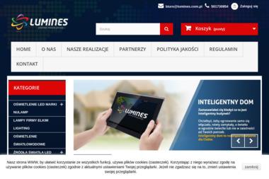 LUMINES - Fotowoltaika Świdnik