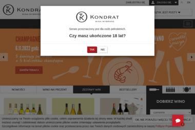 Kondrat Sp. z o.o. - Alkohol Warszawa
