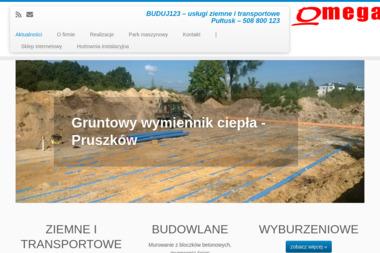 OMEGA Napiórkowski Paweł - Fotowoltaika Płużnica
