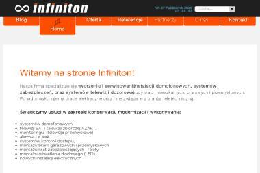Infiniton - Montaż Anteny Kraków