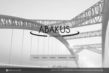 """P.""""Abakus"""" Stawarz Jan - Firmy budowlane Malbork"""