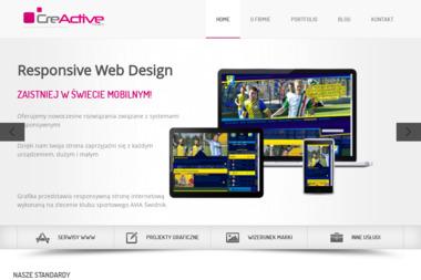 CreActive Team - Sklep internetowy Lublin