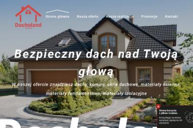 Dacholand Sp. z o.o. - Pokrycia dachowe Myślenice