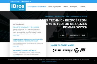 IBros technic - Kamery termowizyjne Kraków