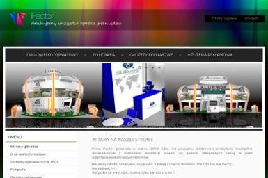 IFactor - Materiały reklamowe Dopiewo