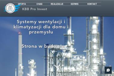 KBB-INSTAL KRZYSZTOF BRZOZOWSKI - Wentylacja i rekuperacja Łódź