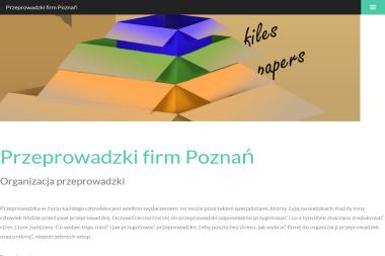 ATPP Kris - Firma do Przeprowadzki Międzynarodowej Poznań
