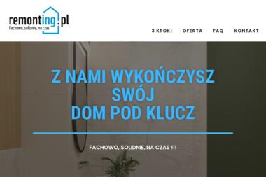Zakład Usług remontowo bydowlanych - Pianka Polietylenowa Puszczykowo
