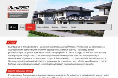 BUDINVEST - Elewacje Łochowo