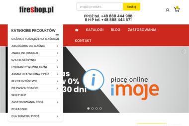 Fireshop.pl - Wózki widłowe Grodków