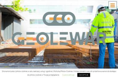 Geolewar - Geodezja Warszawa