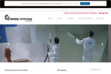 INSIDE-SYSTEM - Posadzki betonowe Kraków