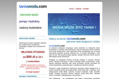 TANIAWODA.COM - Nadzór budowlany Białe Błota
