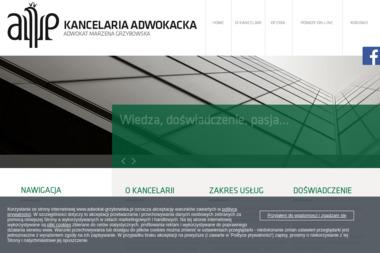 Kancelaria Adwokacka Adwokat Marzena Grzybowska - Adwokaci Od Rozwodu Wąbrzeźno