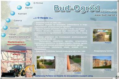 Bud-Ogród Jacek Marczyński - Wyburzenia Wyszki