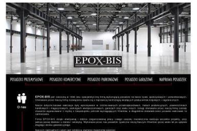 EPOX-BIS - Posadzki przemysłowe Łódź