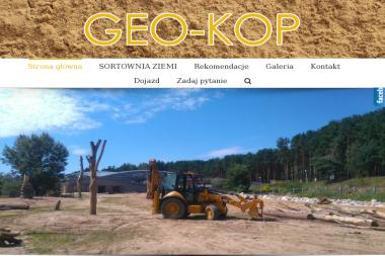 Geo-Kop Filip Brzóska - Studnie Głębinowe Poznań