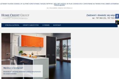 Home Credit Group Finanse i Nieruchomości Sp. zo.o. - Kredyt Bielsko-Biała