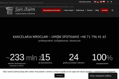 Kancelaria Prawna Rafał Kufieta - Agencja ochrony Wrocław