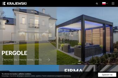 Firma Rolety Krajewski Grzegorz Krajewski - Rolety zewnętrzne Gliwice
