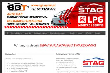 OPOLSKI SERWIS GAZOWY S.C. - Kierownik budowy Opole