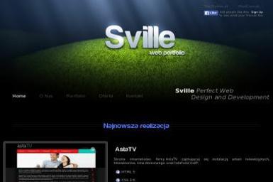 Sville Michał Kwiatek - Sklepy Online Górno