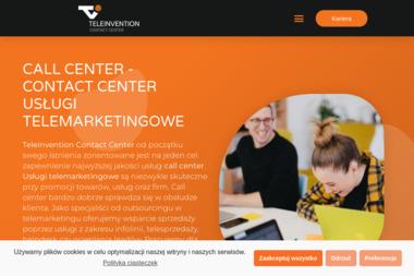 Teleinvention Sp. z o.o. - Prezentowanie Produktów Kraków