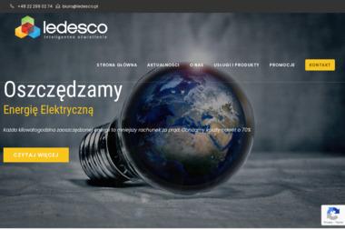 Ledesco Sp. z o.o. - Baterie Słoneczne Otwock