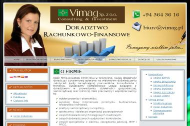 Vimag Consulting & Investment Sp. z o.o. - Firma audytorska Szczecin