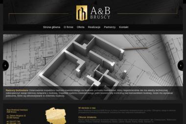 Biuro Realizacji Inwestycji A&B Bruscy - Nadzorowanie Budowy Kartuzy